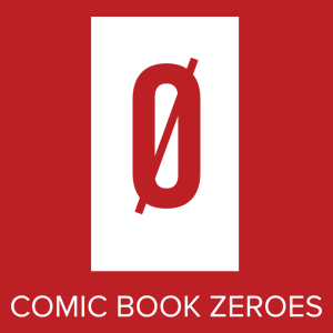 COMIC BOOK ZEROES LOGO FACEBOOK
